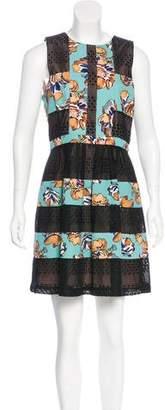 BCBGMAXAZRIA Cecile Mini Dress w/ Tags