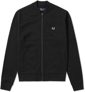 Fred Perry Authentic Pique Bomber Sweat