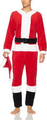 Briefly Stated Men's Santa Union Suit