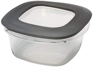 Rubbermaid Premier Easy Find Lids 5-Cup Food Storage Container, Grey