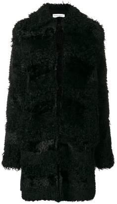 Sonia Rykiel oversized coat