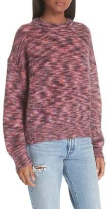 IRO Mohair Blend Sweater