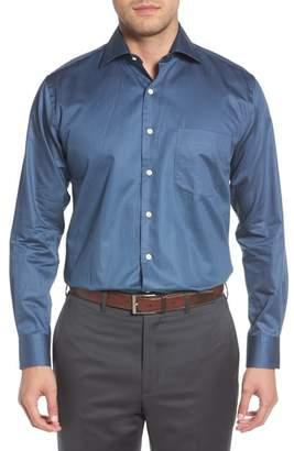 Peter Millar Dark & Stormy Regular Fit Sport Shirt