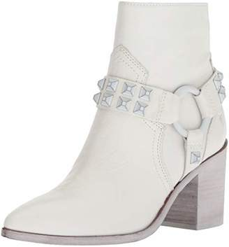 Frye Women's Flynn Deco Stud Harness Short Ankle Boot
