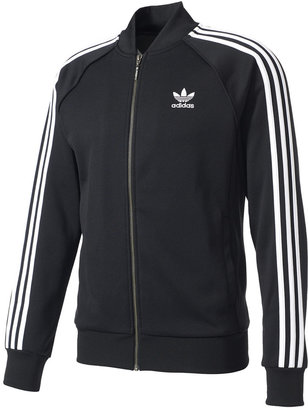 Adidas Originals Men's Superstar Track Jacket $70 thestylecure.com