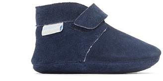 Robeez North Pole Leather Bootees