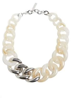 Lafayette 148 New York Chain Link Statement Necklace