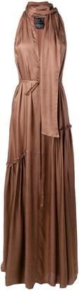 Ann Demeulemeester long flared dress