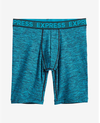 Express moisture-wicking performance extended boxer briefs