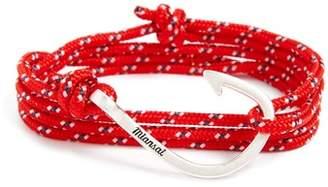 Miansai Hook & Rope Wrap Bracelet