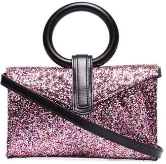 Valery Complét micro glitter belt bag