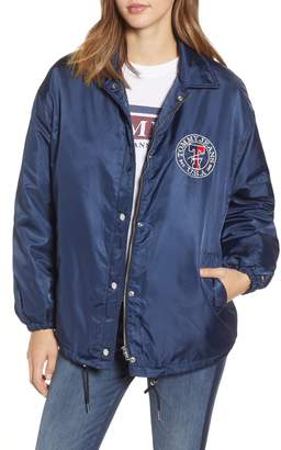 Tommy Jeans Padded Coach Jacket