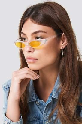 Cat Eye Na Kd Accessories Slim Retro Cateye Sunglasses