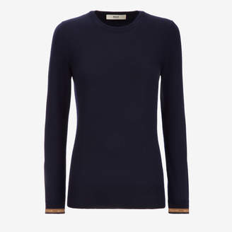 Bally MERINO WOOL CREWNECK JUMPER