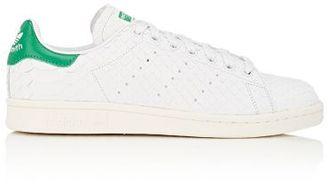 adidas Women's Women's Stan Smith Sneakers-LIGHT GREY $90 thestylecure.com