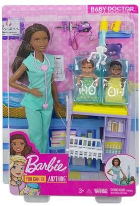 Mattel Inc. Barbie Baby Doctor Doll & Play Set
