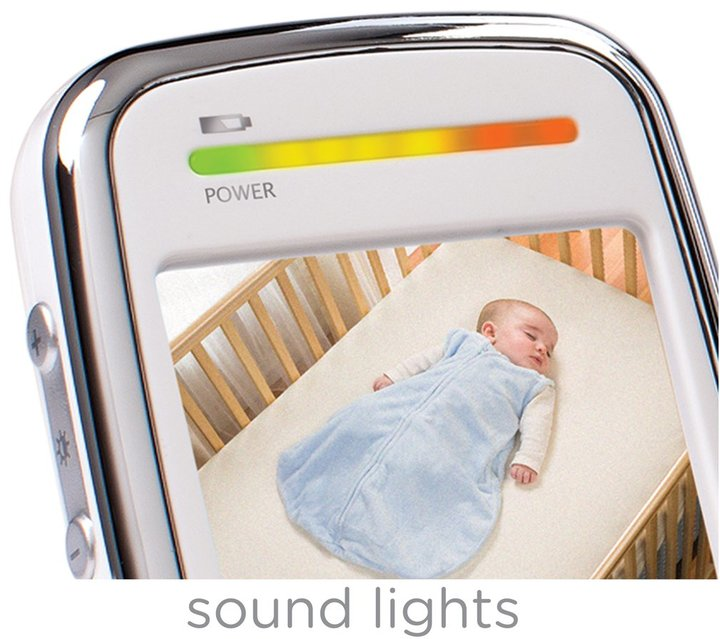 Summer Infant Dual Coverage Digital Color Video Monitor Set
