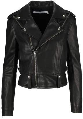 IRO Zip-up Biker Jacket