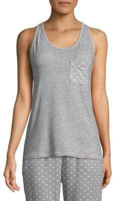 Emily and Jane Scoop Neck Tank Top