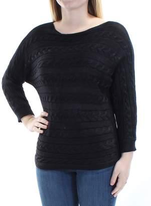 Ralph Lauren Womens Long Sleeve Jewel Neck Top US Size: S