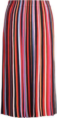 Tory Burch Ellis Multicolor Striped Skirt
