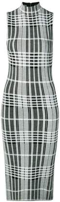 Alice + Olivia Alice+Olivia fitted check dress