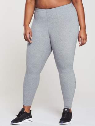 Nike Leg A See Legging (Plus Size) - Grey