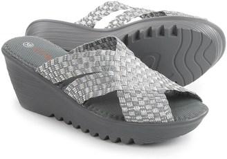 bernie mev. Lori Wedge Sandals (For Women) $34.99 thestylecure.com