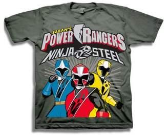 Power Rangers Short Sleeve Boys Graphic T-Shirt (Toddler Boys)