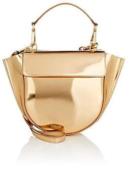 Wandler Women's Hortensia Mini Leather Shoulder Bag - Gold