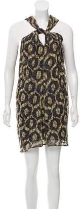 Isabel Marant Sleeveless Printed Dress