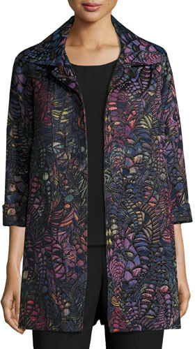 Caroline Rose Caroline Rose Mix & Mingle Party Jacket, Plus Size