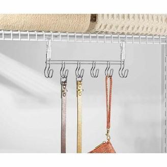 InterDesign Tru-Grasp Hooks, 6pk