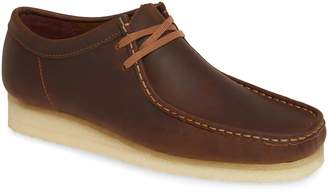 Clarks r) 'Wallabee' Moc Toe Derby