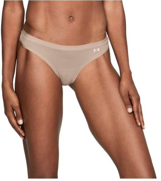 Women's UA Power In Pink® Pure Stretch Thong