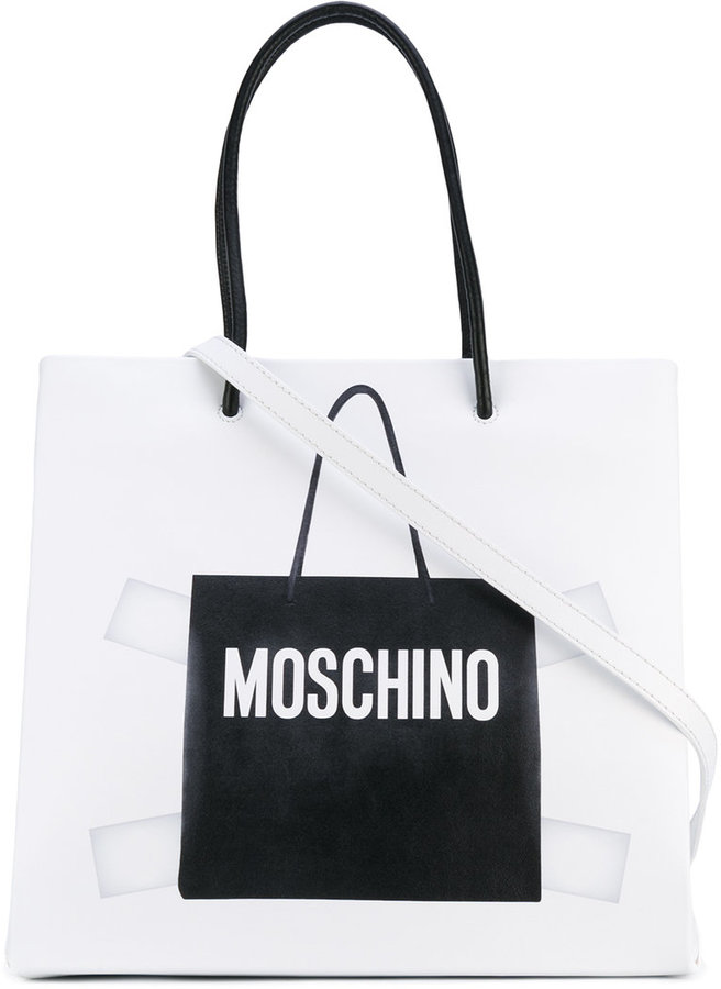 Moschino Moschino shopper tote bag