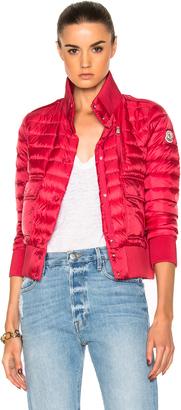 Moncler Silene Jacket $950 thestylecure.com