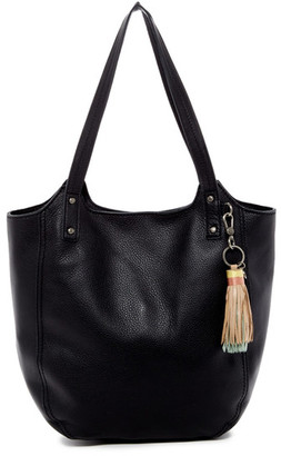 The Sak Tansy Leather Tote $179 thestylecure.com