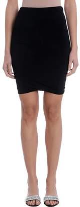 Alexander Wang Twisted Mini Skirt