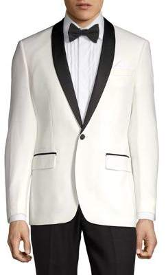 Tallia Slim Tuxedo Dinner Jacket