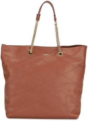 Lanvin 'Carry Me' tote $1,850 thestylecure.com