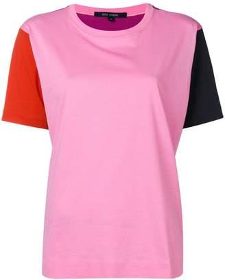 Sofie D'hoore colour-blocked T-shirt