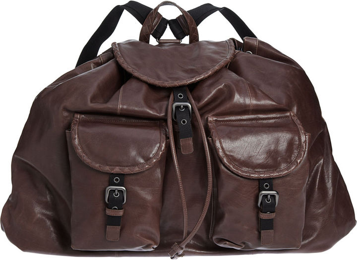 Bottega Veneta Light Nastri Backpack