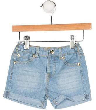 7 For All Mankind Girls' Five Pocket Shorts