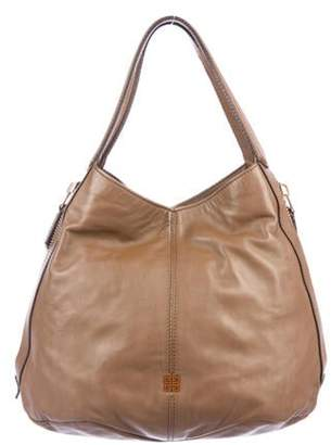 Givenchy Tinhan Leather Shopper Brown Tinhan Leather Shopper