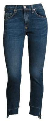 Rag & Bone Step-Hem Capri Jeans