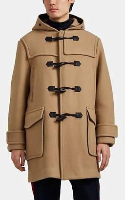 Rag & Bone Men's Commodore Wool Hooded Duffel Coat - Beige, Tan
