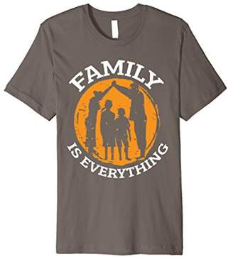 Family is Everything T-Shirt Design