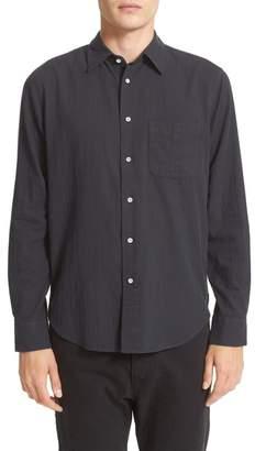 Rag & Bone Standard Issue Solid Sport Shirt