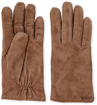Hestra Helen Wool-Lined Suede Gloves